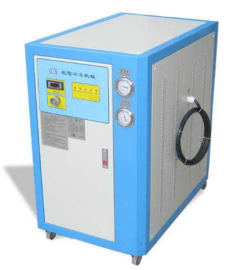 冷水机组的分类及优、缺点
